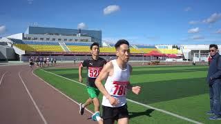 5 км отбор 2 день
