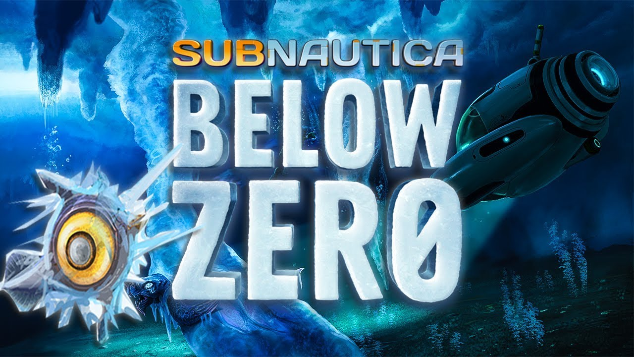 Subnautica: Below Zero - Expansion GAMEPLAY, ICE WORMS & more! | Subnautica  News #117