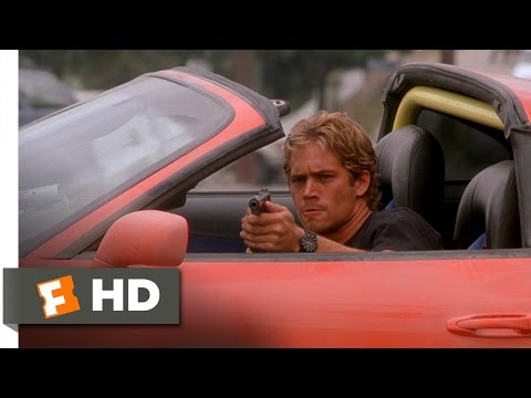 The Fast and the Furious (9/10) Movie CLIP - Chasing the Killers (2001) HD