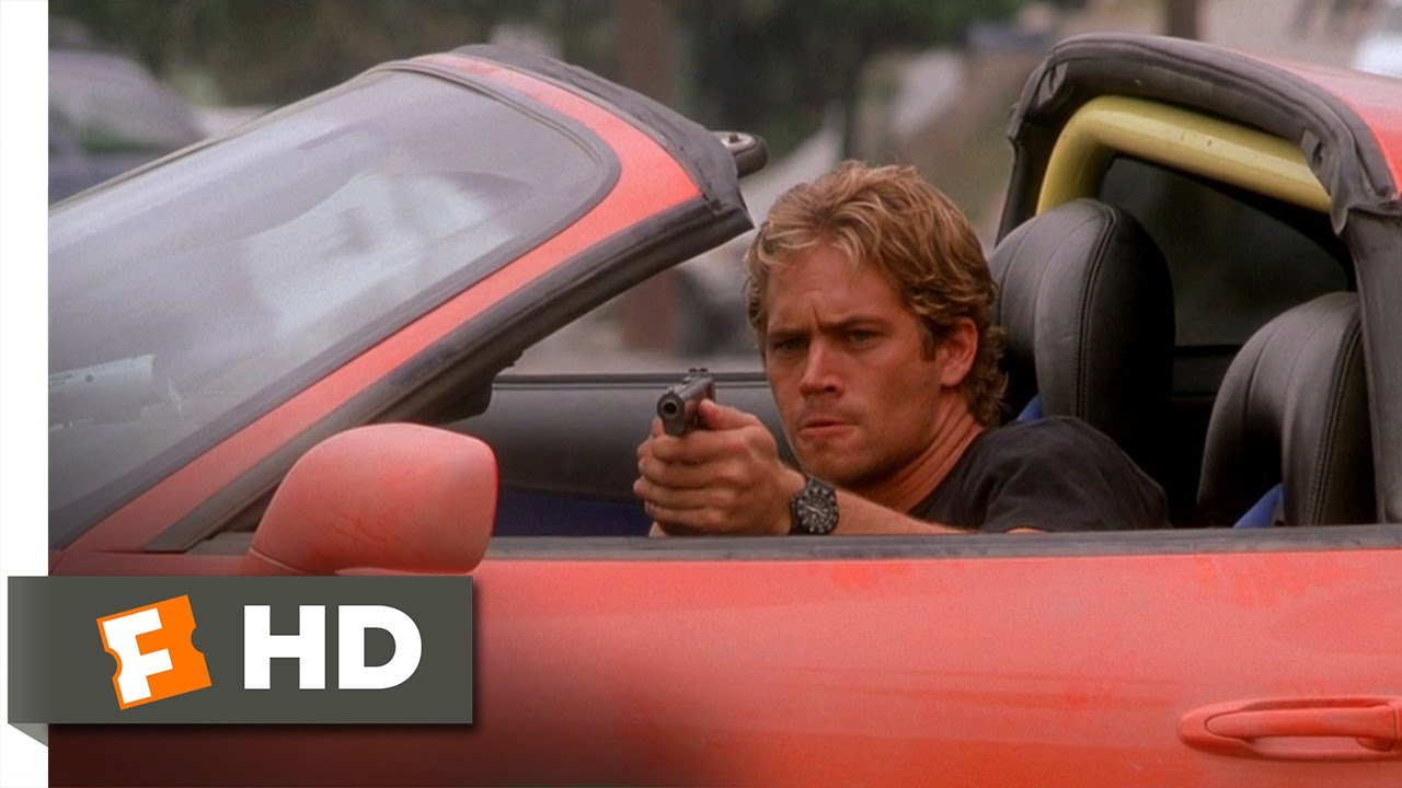 Download The Fast and the Furious (2001) - Chasing the Killers Scene (9/10) | Movieclips