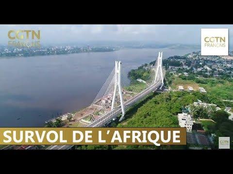 Survol de l'Afrique : la République du Congo