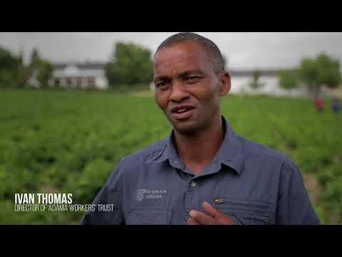 The Adama Workers' Trust - Successful Land Reform