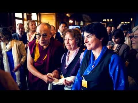 HH the Dalai Lama x Berne 2013