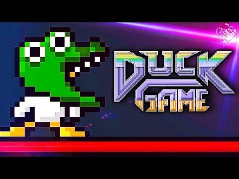 ТЫ ЛИБО УБИВАЕШЬ, ЛИБО УМИРАЕШЬ! (Duck Game)