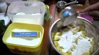 ขนมกล้วย. - Steamed Banana Rice Cake. By The Mim Yummy .(ครัวแม่หมิม)