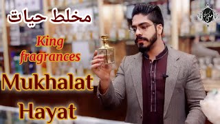 Download Winter King Fragrance MUKHALAT HAYAT |Sasonal Attar by Makki Madni perfume