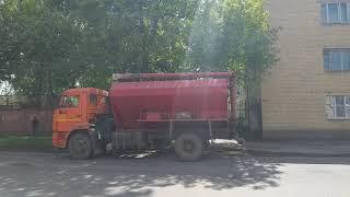 Пожар в Йошкар-Оле 24 мая: горят сараи