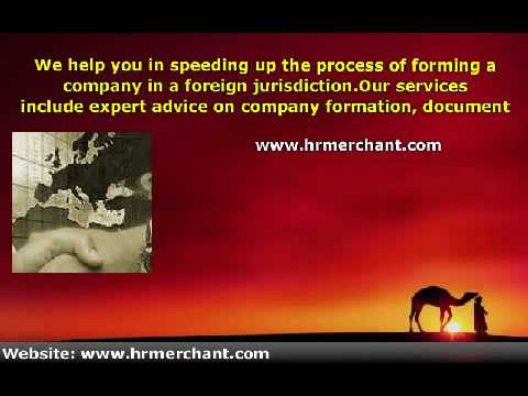 International Offshore Company Formation