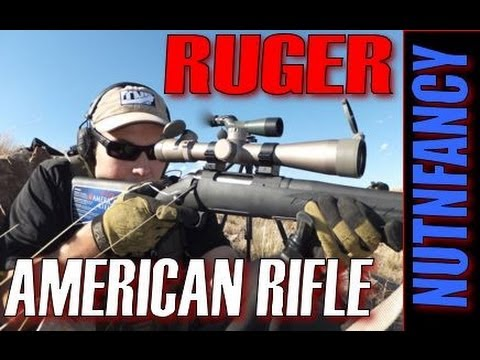 """Ruger American Rifle: Winning Features"" By Nutnfancy"