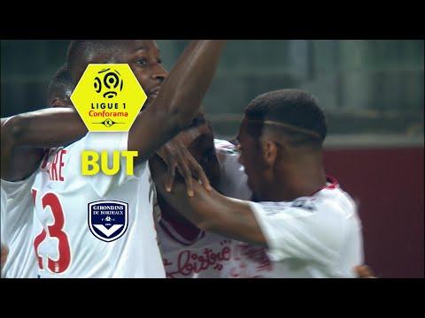 But François KAMANO (44') / FC Metz - Girondins de Bordeaux (0-4)  (FCM-GdB)/ 2017-18