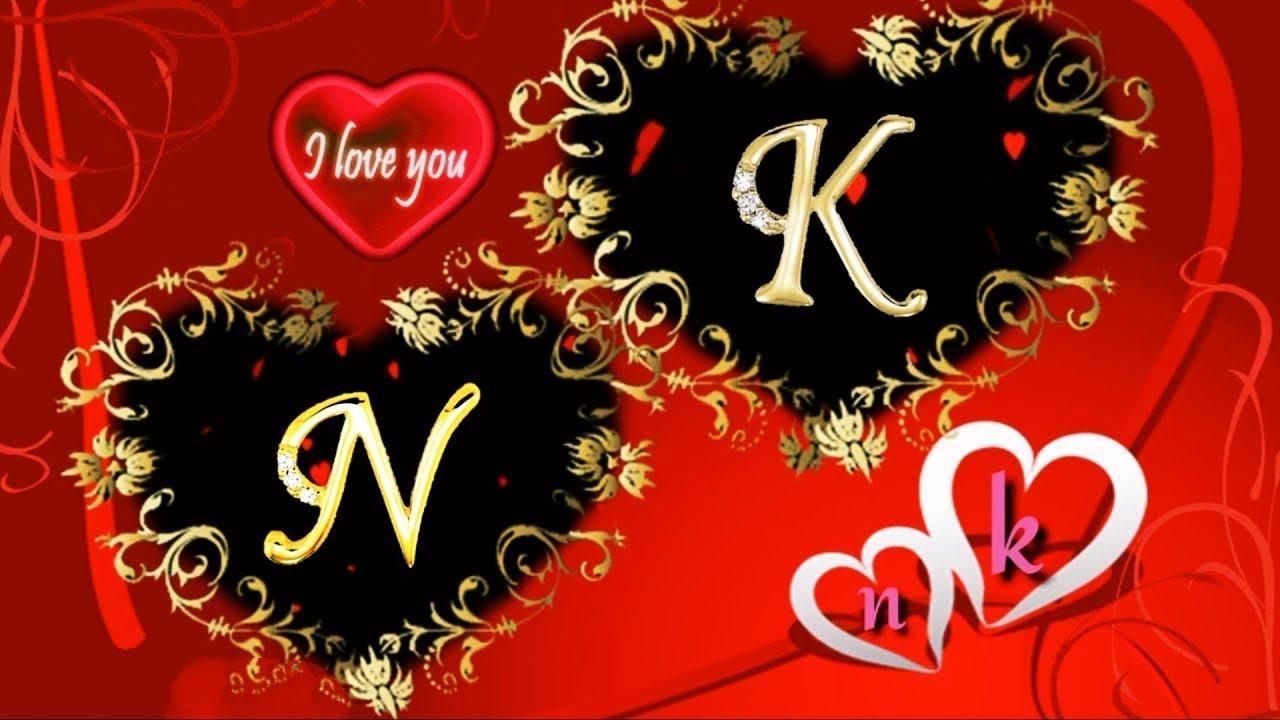 Download K N Letter Status Videos Whatsapp