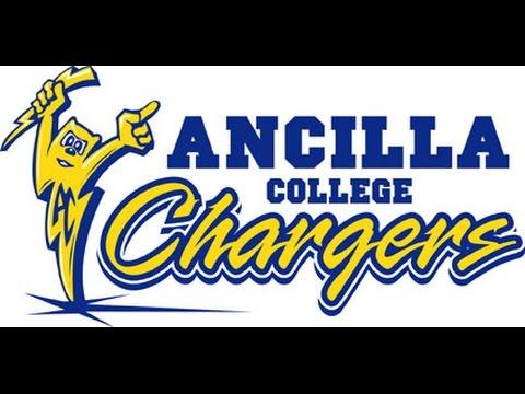 Andrews University Men Vs. Ancilla College - 11/19/15