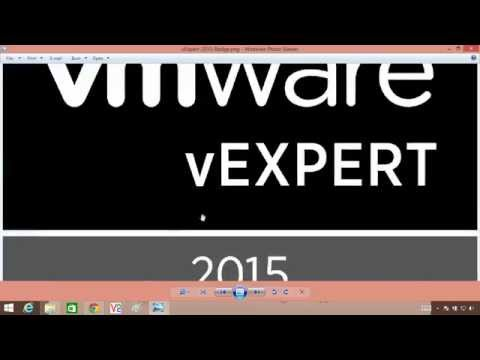 Your way to be a VMware vExpert