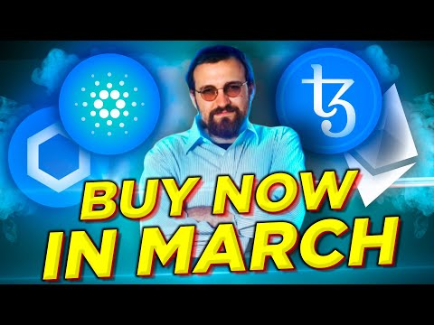 URGENT: TOP 8 CRYPTOCURRENCIES To EXPLODE In MARCH | BEST Altcoins To Buy Now