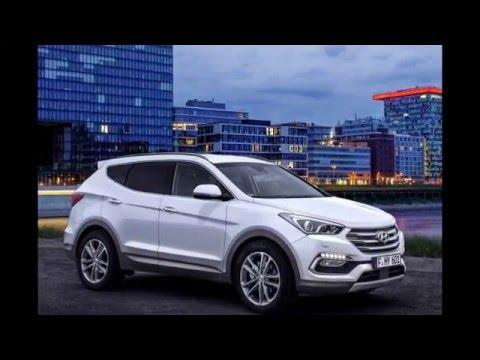 Hyundai Santa Fe Premium новый Хендай Санта Фе Премиум