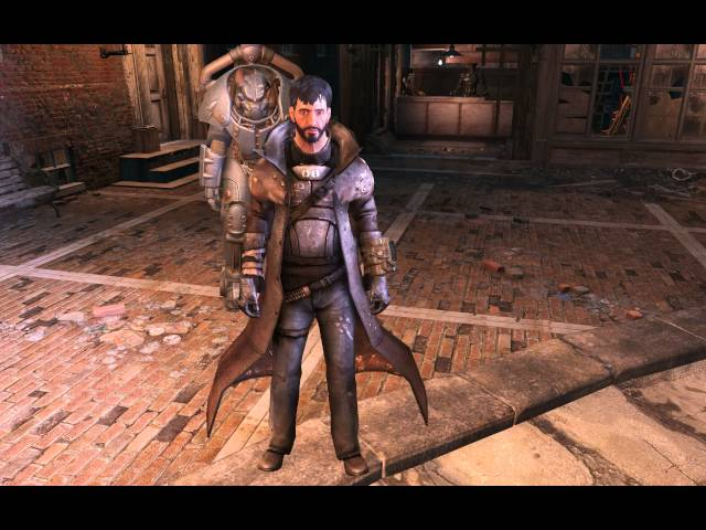 How to convert Fallout 3 / New Vegas and similar armors to