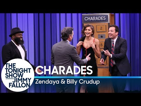 Download Youtube: Charades with Zendaya and Billy Crudup