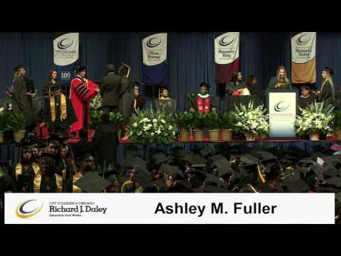 CCC Commencement 2017 - Part 6 (Richard J. Daley College)