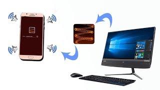تحويل,هاتف,الاندرويد,الى,سماعات,خارجية,للحاسوب,SoundWire