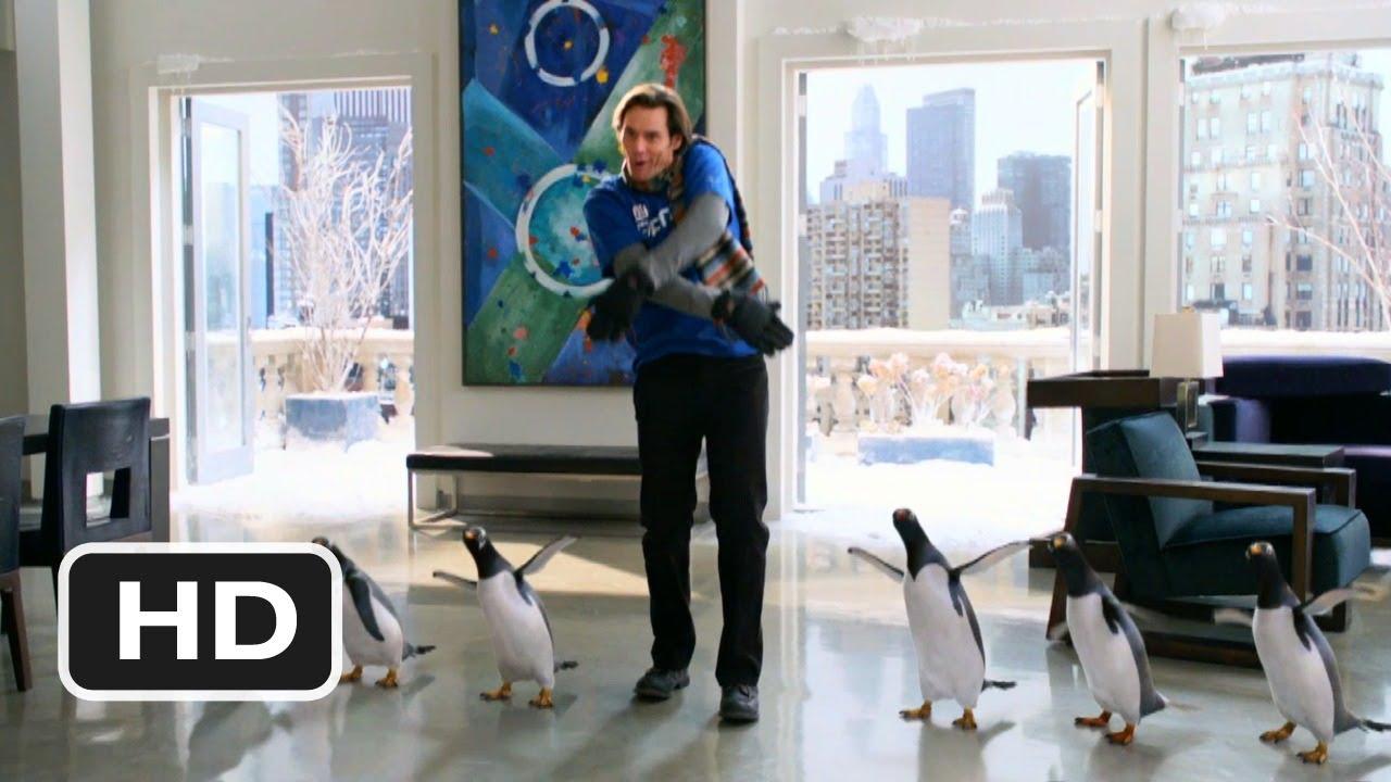 Mr. Popper's Penguins #9 Movie CLIP - Penguin Training (2011) HD ...