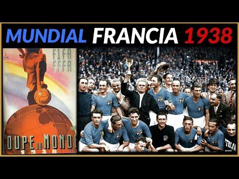 MUNDIAL FRANCIA 1938 🇫🇷 | MEMORIAS DEL MUNDIAL