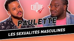 Paulette et les sexualités masculines - Clique TV
