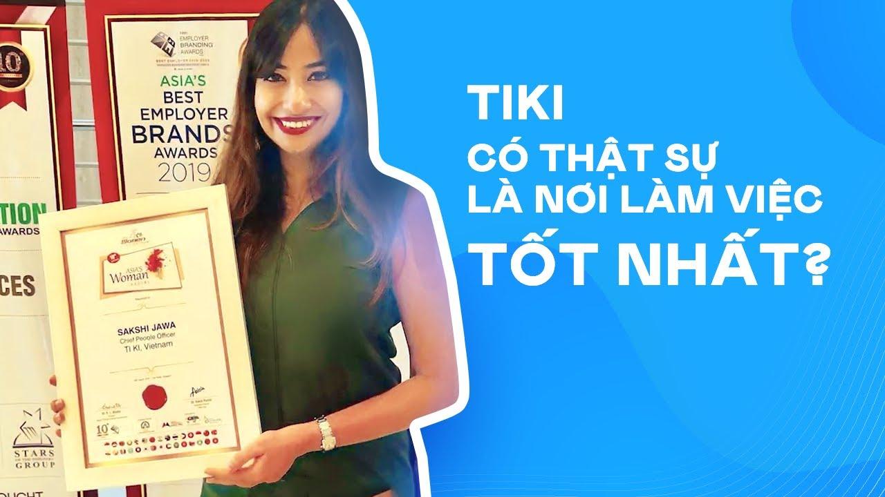 Tiki – Nơi Dành Cho Những Người Muốn Tạo Sự Khác Biệt