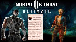 Mortal Kombat 11 - Krypt Expansion + Kombat Pack 3 LEAK!