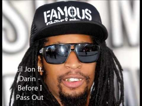 Lil Jon ft. Darin - Before I Pass Out 2013