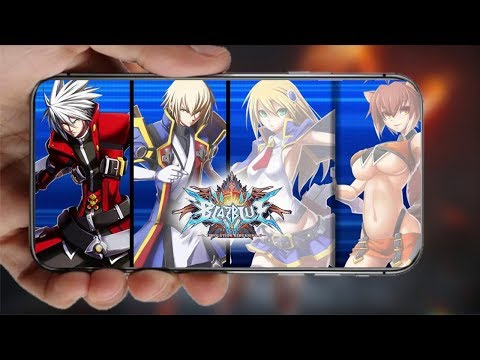BlazBlue RR: O Mais FRENÉTICO Game de Luta estilo Anime de Todos - Omega Play #ZigIndica12