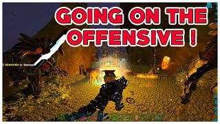 THEY FOB US WE FOB THEM   Official 6 Man   ARK Survival Evolved Gameplay