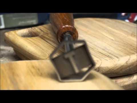DIY Woodworking Branding Iron
