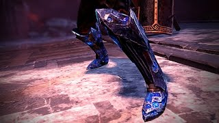 Path of Exile: Arcane Lightning Boots