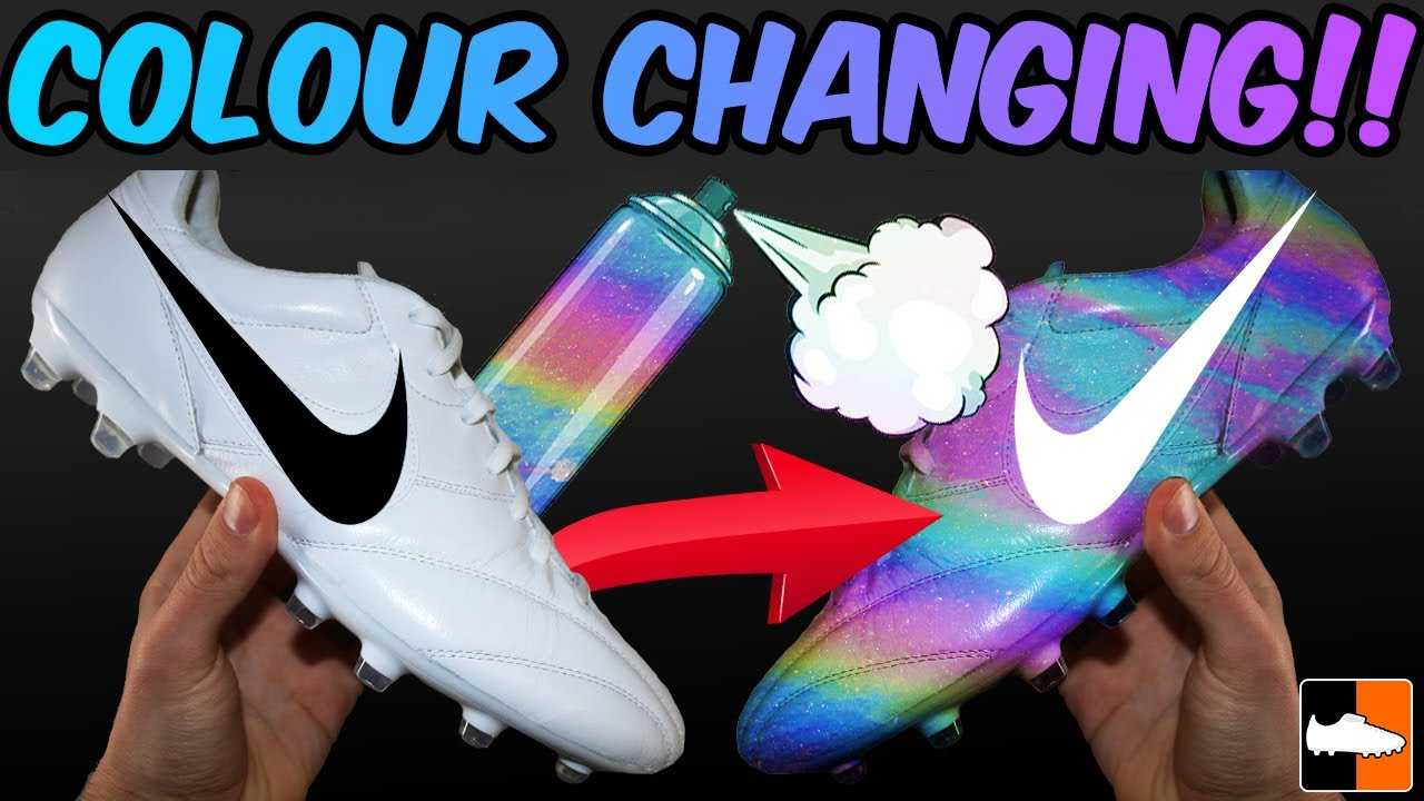 Nike Colour Changing Shoes