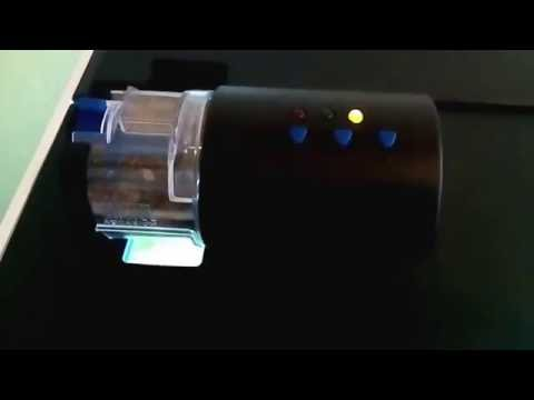 Unboxing Juwel EASY FEED Futterautomat AUTOMATIC FEEDER