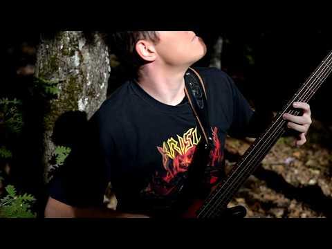Krisiun - Ethereal World (Bass Playthrough)