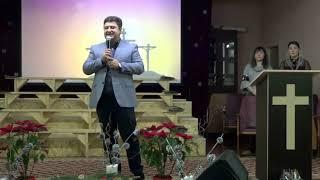 Встреча нового года, года любви Божьей! 2018-2019
