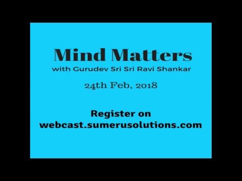 Connect to Reconnect with Gurudev Sri Sri Ravi Shankar