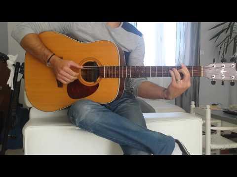 Youssoupha-À cause de moi-guitare