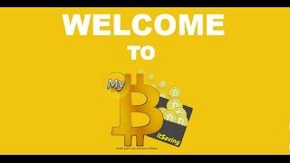 mYBITSAVING Обзор Личного Кабинета  Работа с Кранами Bitcoin