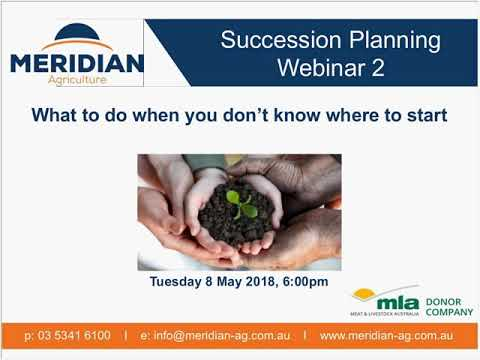 Succession Planning: what to do when you don't know where to start