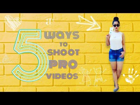 Shoot Pro Video With Smartphone | Artist Rakshit Dutta |