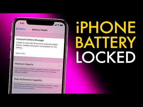 Is Apple Locking iPhone Batteries to Discourage Repair? Also: Foldable iPads!