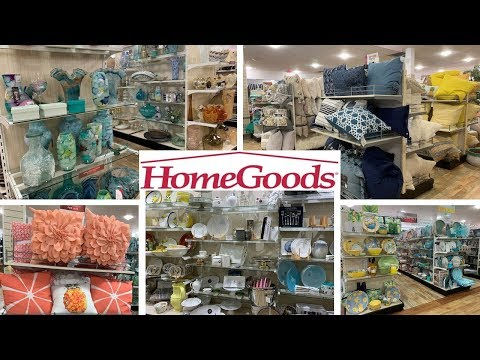 HomeGoods Glam Home Decor Kitchen decor Dinnerware | Shop With Me May 2019
