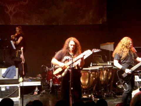 HAGGARD Live in Mexico 2012 - LOST (ROBIN´S SONG)