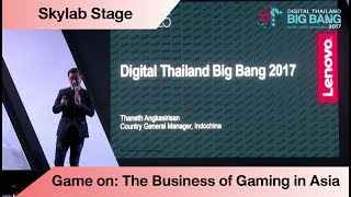 Game on: The Business of Gaming in Asia