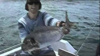 pescadoradatanero doradas capturas 2.010( peche dorade ) (fishing orata).wmv