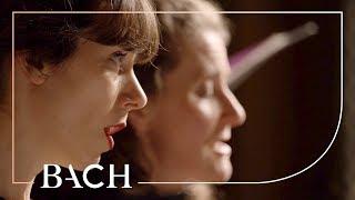Bach - Chorale Jesu, meine Freude BWV 358 - Prégardien   Netherlands Bach Society