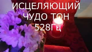 Скачать ИСЦЕЛЯЮЩИЙ ЧУДО ТОН 528Гц