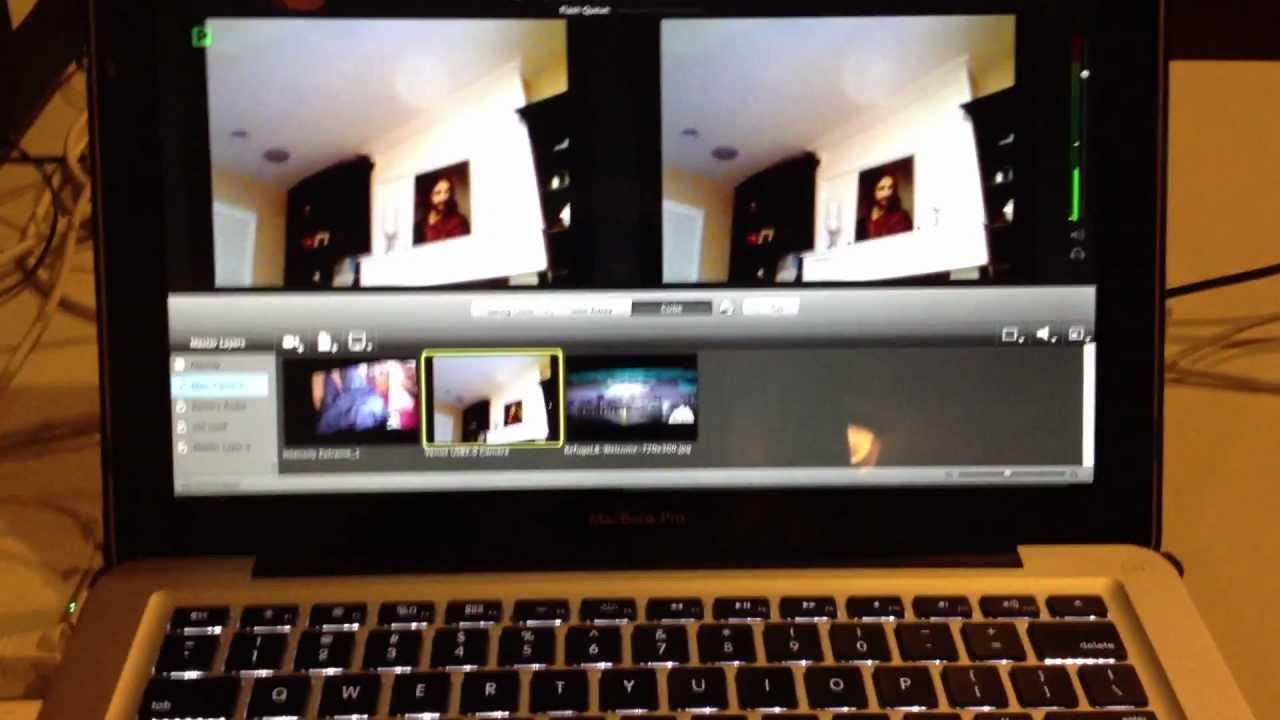 Ebony stream video